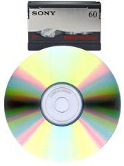 MicroMV to DVD